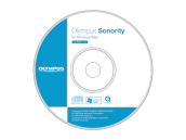 Sonority, Olympus, Software dictafon; Software audio , Audio Editing
